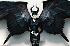 DISNEY MALEFICENT MOVIE WINGS POSTER PRINT 34X22 NEW FREE SHIPPING