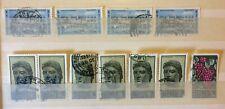 Briefmarken Zypern - Kibris LOT gestempelte Sondermarken