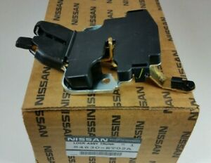 Genuine OEM Nissan 84630-ET02A Rear Trunk Lock Latch Lid Actuator 2007-12 Sentra