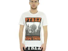 Magliette da uomo bianchi marca PYREX