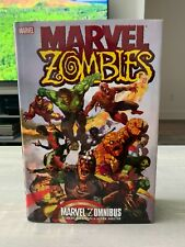 New listing Marvel Zombies Omnibus, *Rare* Oop, hardcover, Avengers, X-Men