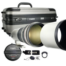 CANON EF 500mm F4 L IS USM TELEPHOTO LENS 4 7D 6D 5D4 #3 EX++ 90 DAYS WARRANTY