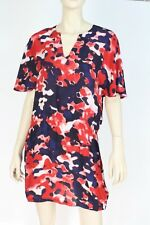 Yarra Trial Silk Tunic Dress Size 10