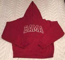 Alabama Crimson Tide Hoodie Youth Medium Jansport