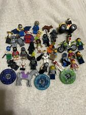 Lego Minifig Figures Misc Parts and pieces only. No originals