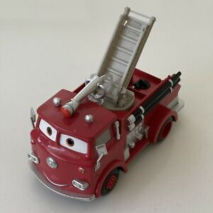 DISNEY PIXAR CARS 3 Large FIRE ENGINE DELUXE Talking Truck Working Sounds