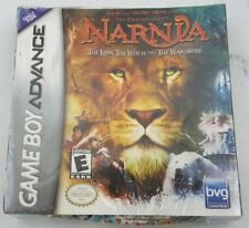 The Chronicles of Narnia The Lion The Witch and The Wardrobe - Game Boy Advance