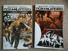 ** Northlanders Vol. 1 y Vol. 2 (2009, US-Soft Cover)