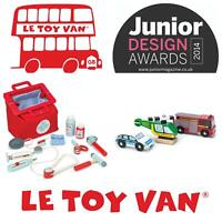 Le Toy Van Wooden Toys Educational Pretend Play Doctors Set Emergency Services