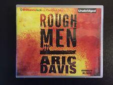 Rough Men by Aric Davis (2013, CD, Unabridged)