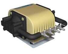 General Hydroponics Dual Diaphragm Air Pump High Output 320 GPH - aquarium hydro