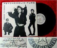 LP Psychedelic Furs Midnight to Midnight