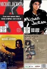 Michael Jackson Collection ( 4 DVDs ) u.a A Life Time in the Headlines, Sein Leb