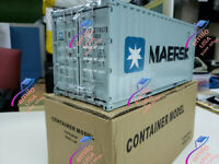 MAERSK 1:20 Sea Transport Cargo Shipping Container Model