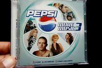Pepsi - More Music - Volume 3, 2 CD Set  -  CD, VG