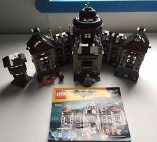 LEGO 70912 The Batman Movie Arkham Asylum 80% Complete + Instructions 2 KGs