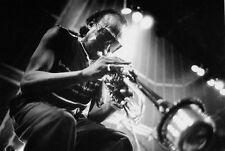 Miles Davis•North Sea Jazz Festival 1985•Jazz Composer•Musician Photo POSTCARD
