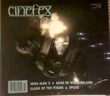 CINEFEX #122  2010 Splice, Iron Man 2