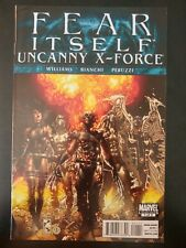 FEAR ITSELF: Uncanny X-Force #1 (of 3) (2011 MARVEL Comics) ~ VF/NM Book