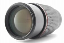 【B V.Good】 Canon FD 80-200mm f/4 L Macro Telephoto Lens From JAPAN Y3364