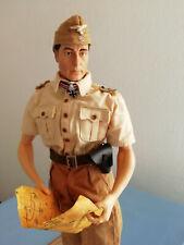 1/6 action figure WW2 Asso Tedesco pilota capitano Joachim Marseille Africa 1942