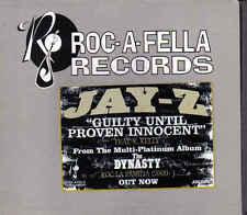 Jay Z-Guilty Until Proven Innocent cd maxi single digipack