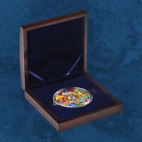 Solomon Island - Hans Christian Andersen - 100 $ 2018 BU - Silber 1 kg - 1001 Gr