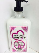 Peace Love and Couture Moisturizer After Tan Body Lotion Devoted Creations