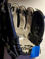 "Wilson A350 Baseball Glove Right Hand 11.5"" Grey Black"