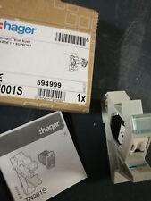 HAGER  TN001S  CONNECTEUR  RJ45