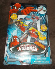 Marvel 2 Pack Ultimate Spider-Man Spinning Prop Gliders NIP