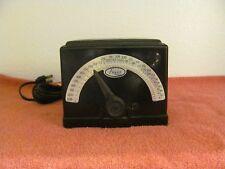 Vintage Franz Electric Metronome Model Lm-4 Bakelite Plastic Body