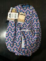 NEW - Kavu Mini Rope Sling Bag - Jewel Chevron