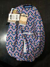 NEW - Kavu Mini Rope Sling Bag - Jewel Chevron