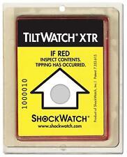24101, ShockWatch, TiltWatch XTR Tilt Indicator (100 Pack)
