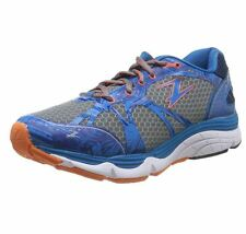 Zoot Del Mar US 14 M Gray & Blue Mesh & Synthetic Running Sneakers Mens Shoes