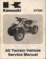 2003 KAWASAKI ATV KFX80 P/N 99924-1296-01 SERVICE MANUAL (596)