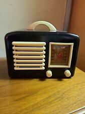 New ListingGeneral Television Tube Radio Vintage! In working order.
