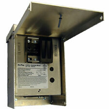Generac 6377 - 30-Amp (120/240V 1-Circuit) Outdoor Manual Transfer Switch