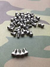 Benchmade Bedlam 860 - Silver Barrel Replacement Scale Screws
