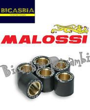8141 - RULLI VARIATORE MALOSSI 16X13 4,4 GRAMMI SCOOTER 50 PIAGGIO APRILIA