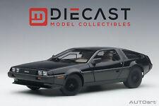 AUTOART 79917 DELOREAN DMC-12 (METALLIC BLACK)  1:18TH SCALE