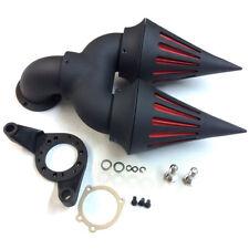 Double Air Cleaner intake filter For Harley Davidson CV Carburetor Delphi V-Twin