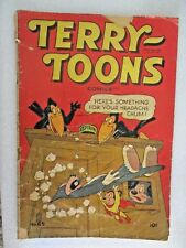 TERRY-TOONS # 65, 1948 ST. JOHN, G, MIGHTY MOUSE IN BURIED TREASURE, GOLDEN AGE