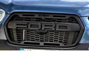 """Original Ford Transit from 05/2019 Front Grille """"Raptor"""" Look Grill 2467809 New"""