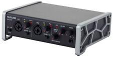Interfaz Audio Tascam US-2x2 Midi USB con Ableton Live Lite