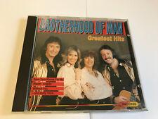 Brotherhood of Man - Greatest Hits - Brotherhood of Man CD UNPLAYED MINT/EX