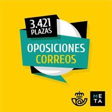 TEMARIO OPOSICIONES CORREOS 2020-21 (ACTUALIZADO) TEMAS Y AUDIOLIBRO