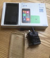 Nokia lumia 530 Black Dark Grey Windows Mobile Smart Phone