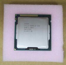 Intel Xeon E3-1220 3.10GHz Quad-Core SR00F 8MB Cache LGA1155 Processore CPU
